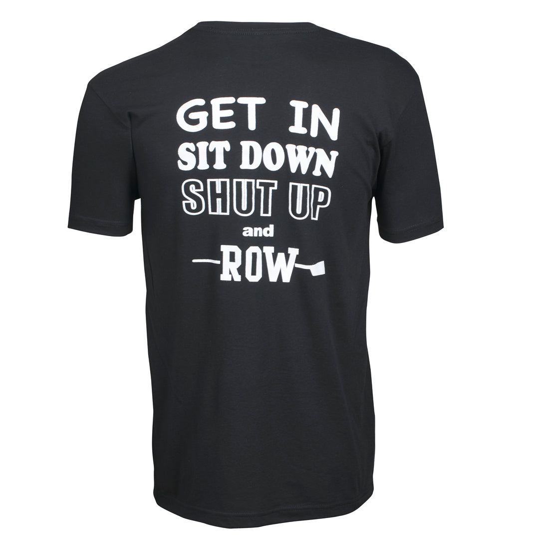 Shut Up and Row T-Shirt