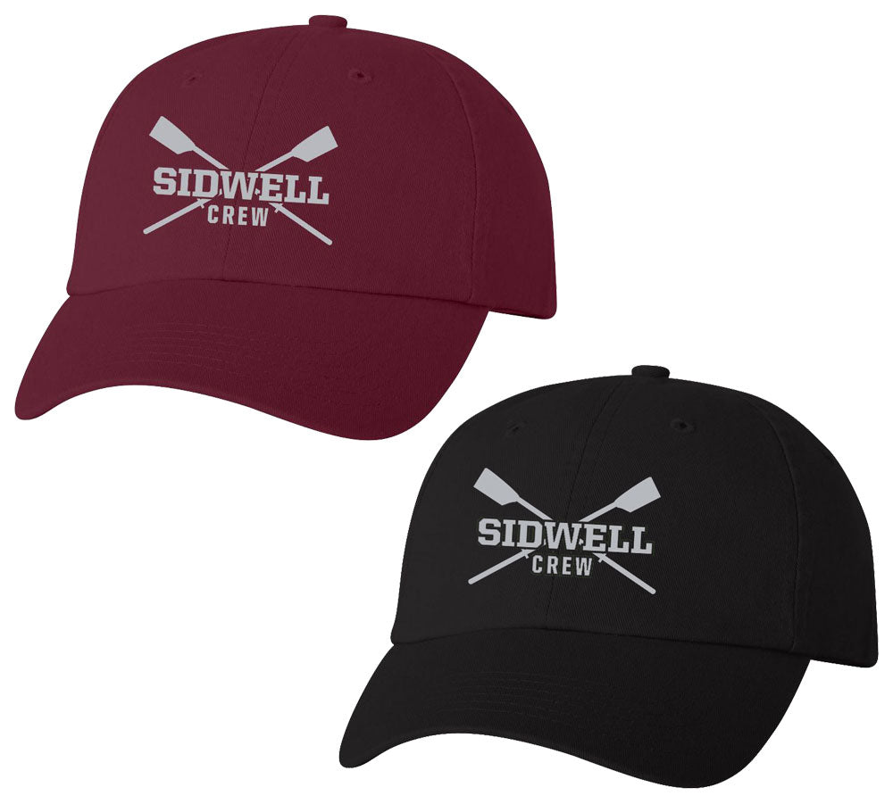Sidwell Friends Rowing Cotton Twill Hat