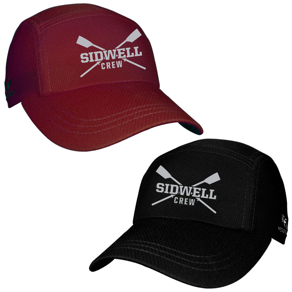 Sidwell Friends Rowing Team Competition Performance Hat