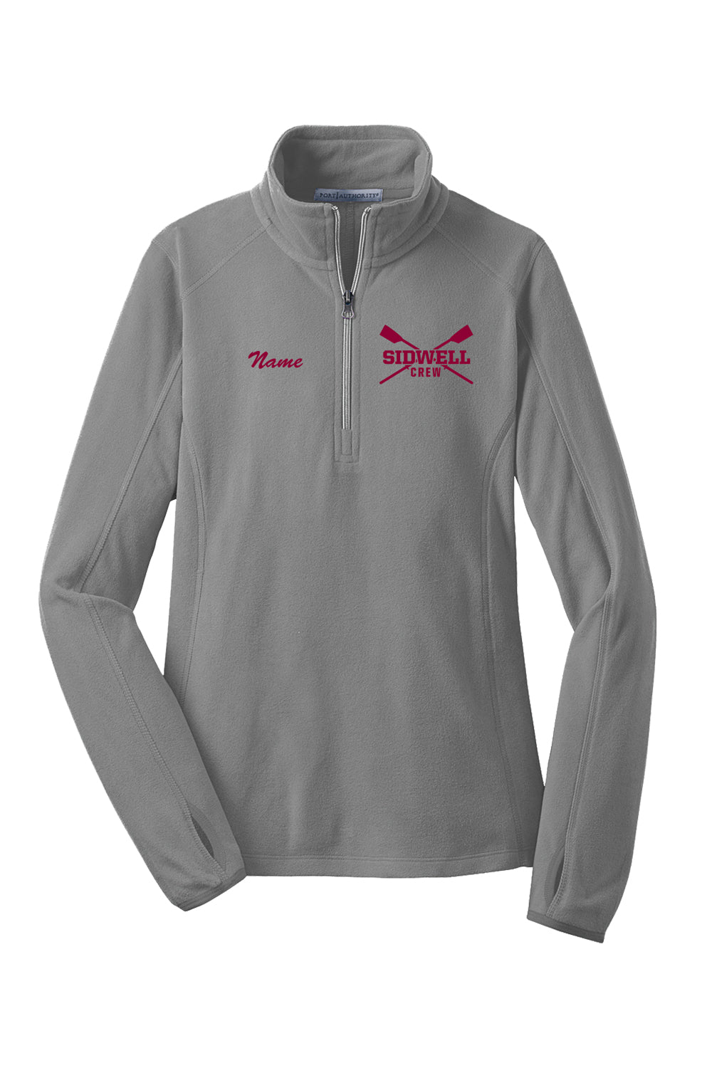 1/4 Zip Sidwell Friends Rowing Fleece Pullover
