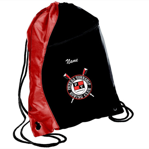 Peters Township Rowing Club Slouch Packs
