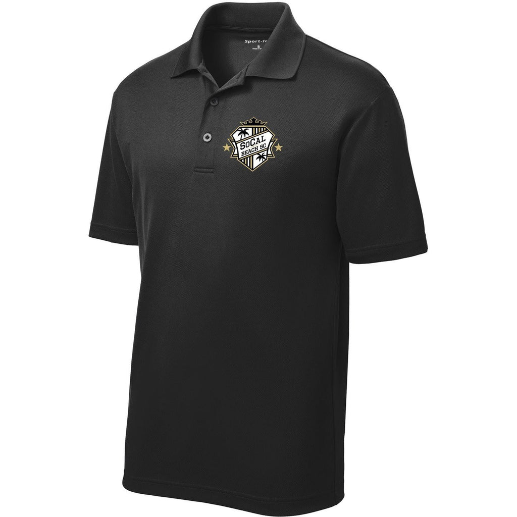 SoCal Legacy BFC Embroidered Performance Men's Polo