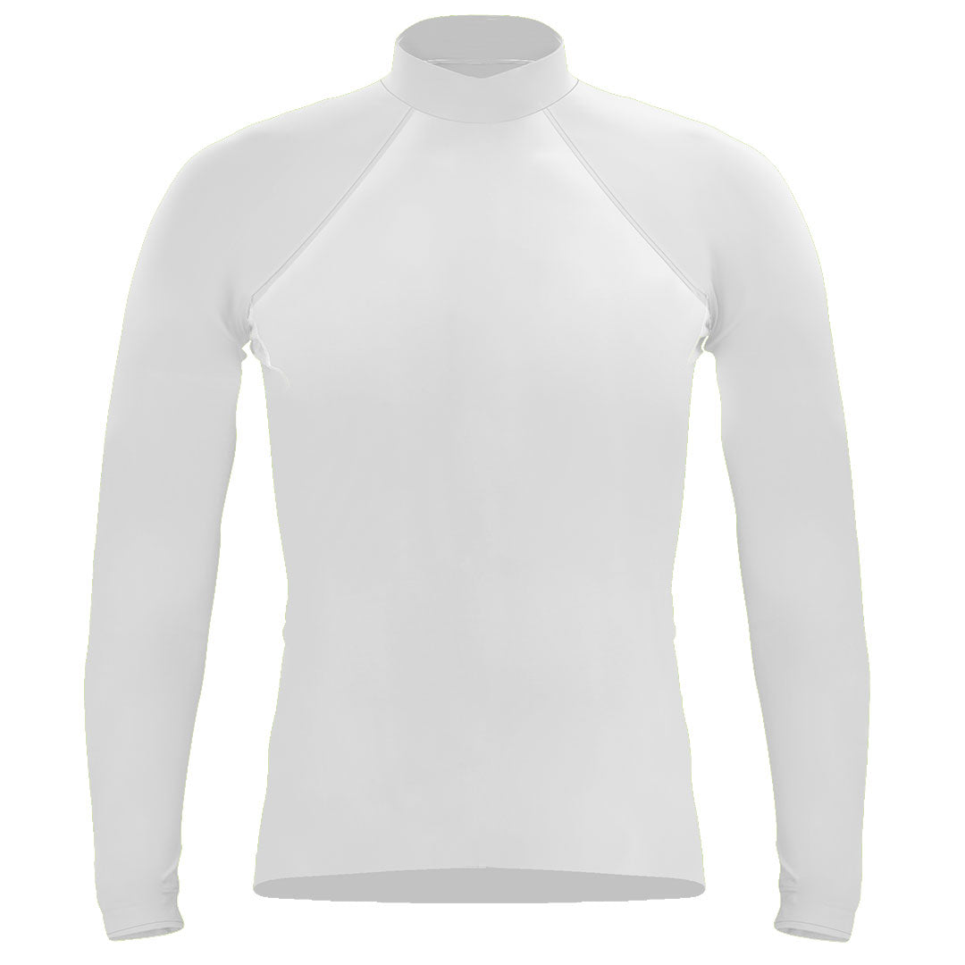 Long Sleeve Carlson Solid Warm-Up Shirt
