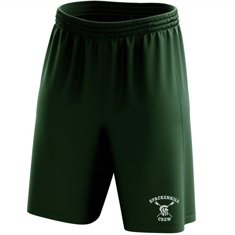 Custom Spackenkill Crew Mesh Shorts