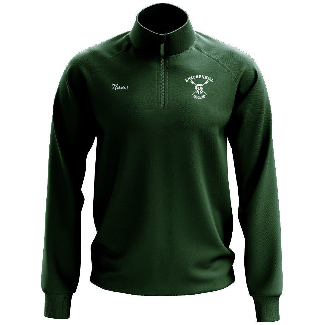 Spackenkill Crew Mens Performance Pullover