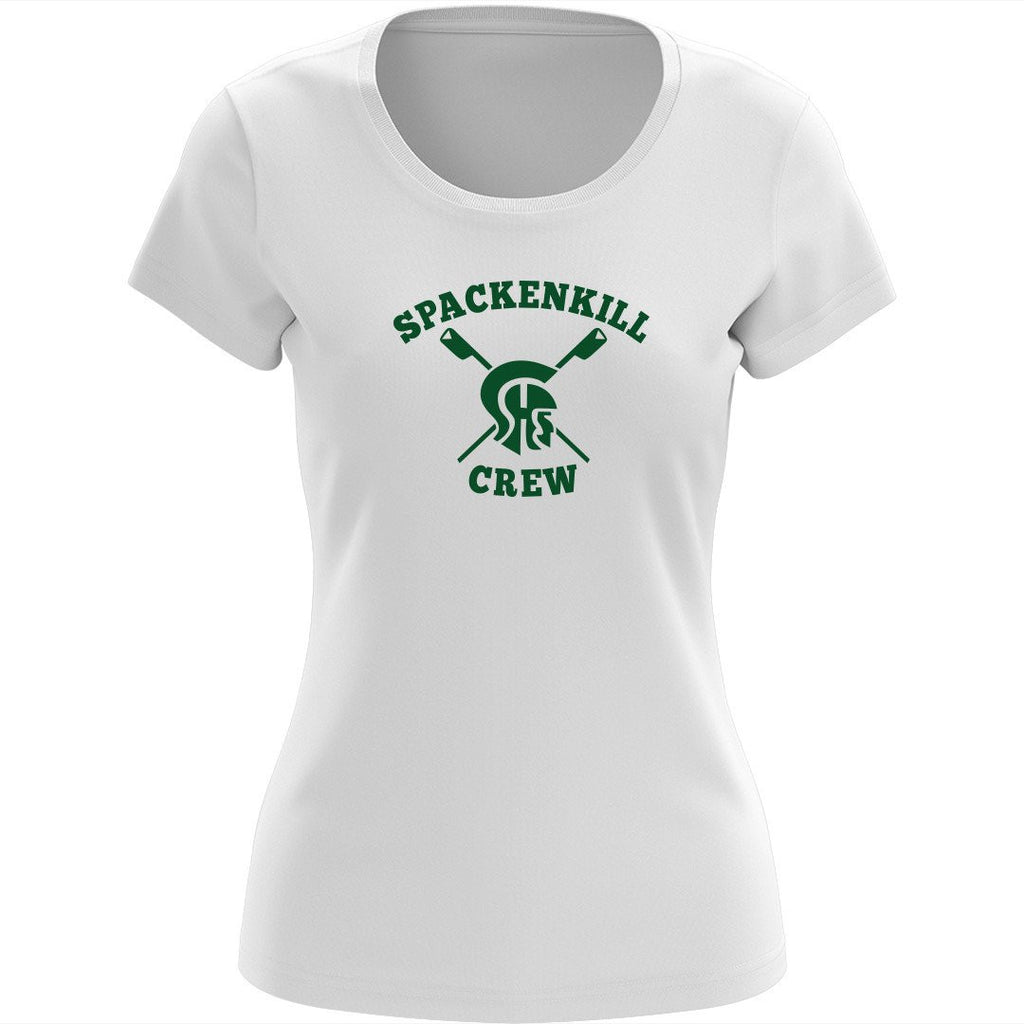 100% Cotton Spackenkill Crew Women's Team Spirit T-Shirt