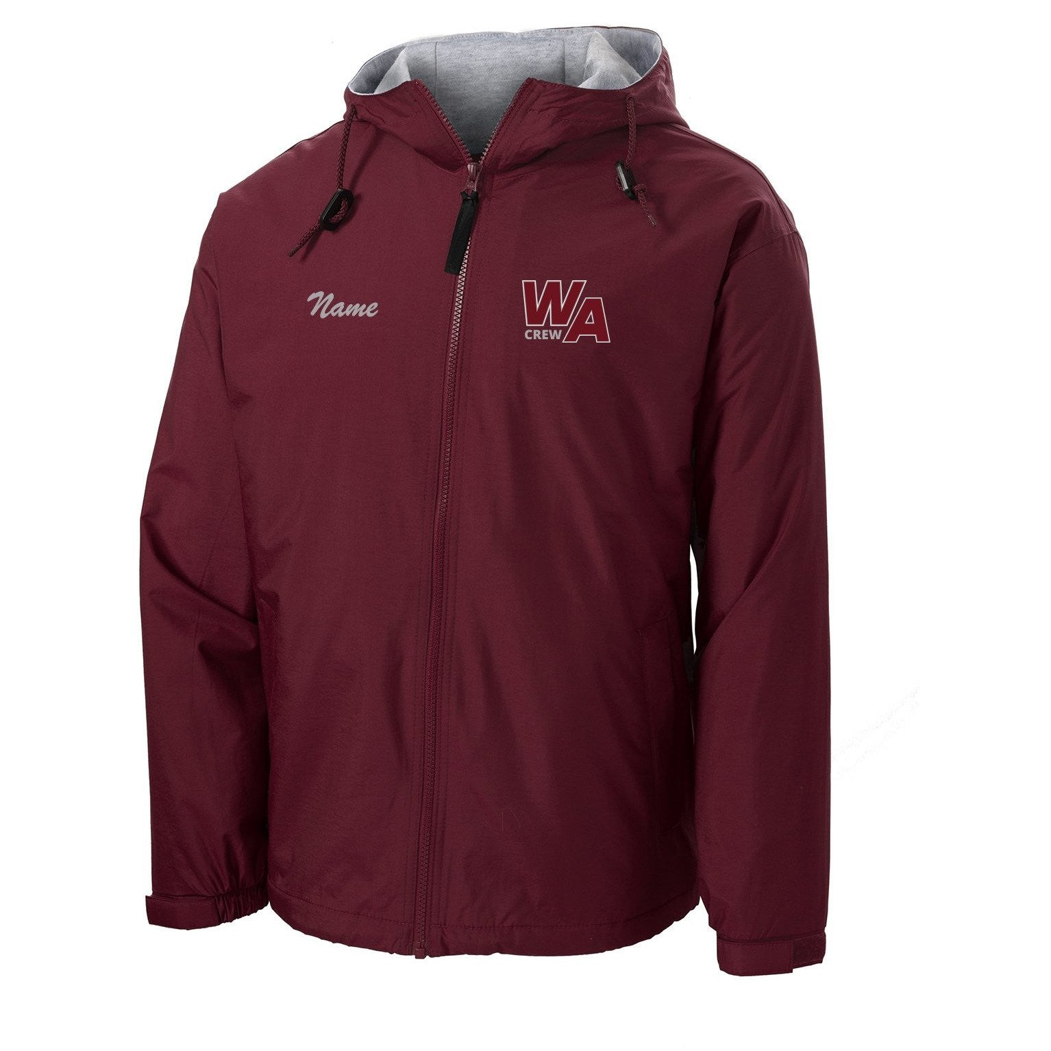 Official Westford Crew Team Spectator Jacket