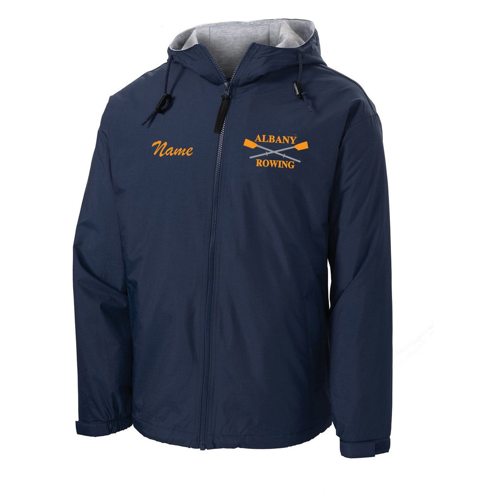 Official Albany Rowing Center Team Spectator Jacket