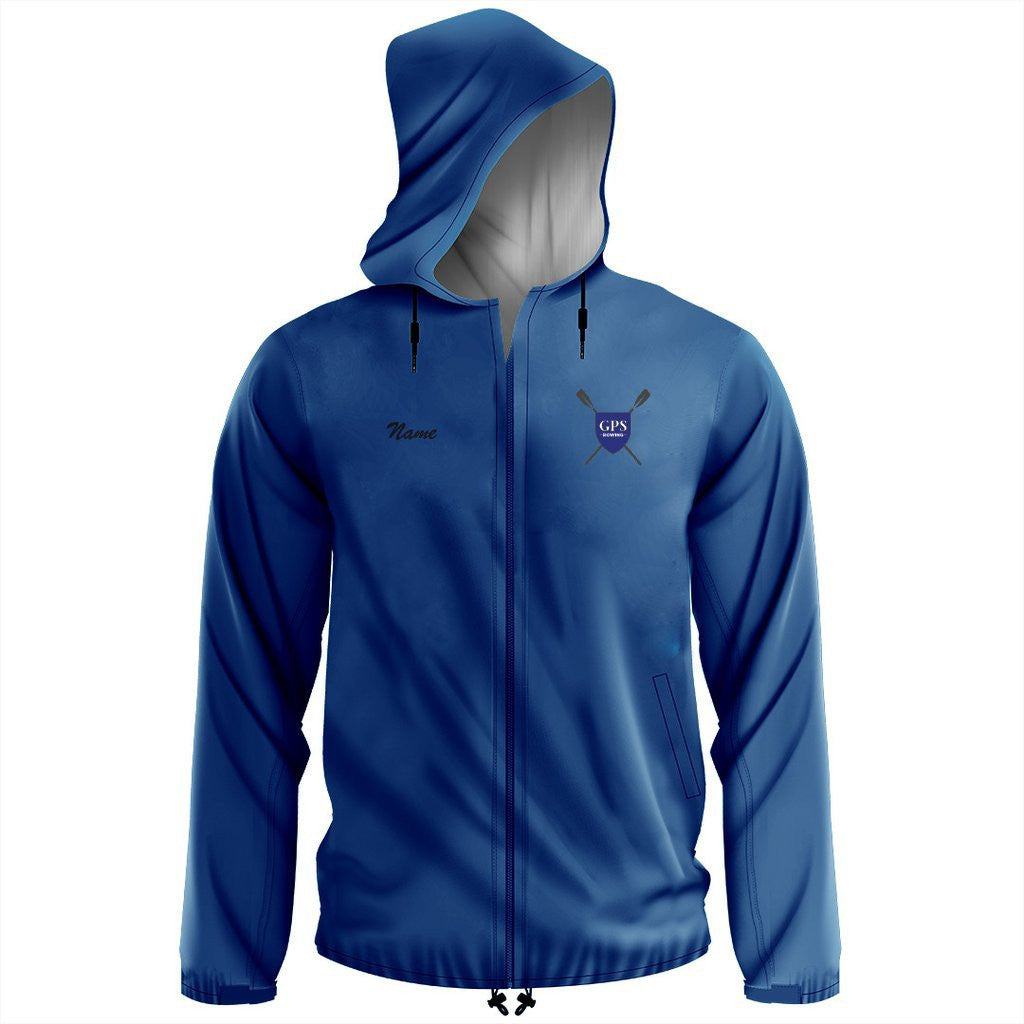 Official Girls Prep School Crew Team Spectator Jacket