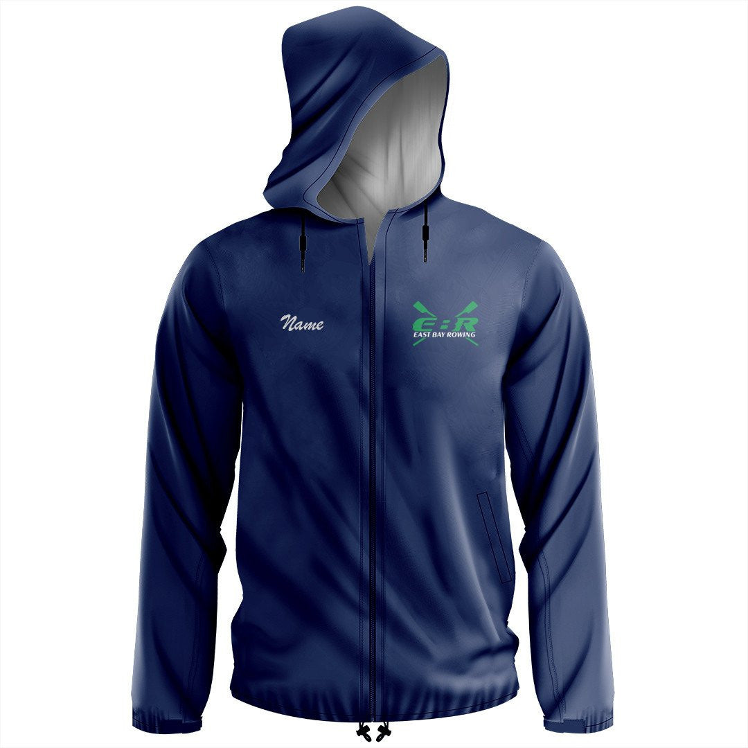 East Bay Rowing Team Spectator Jacket