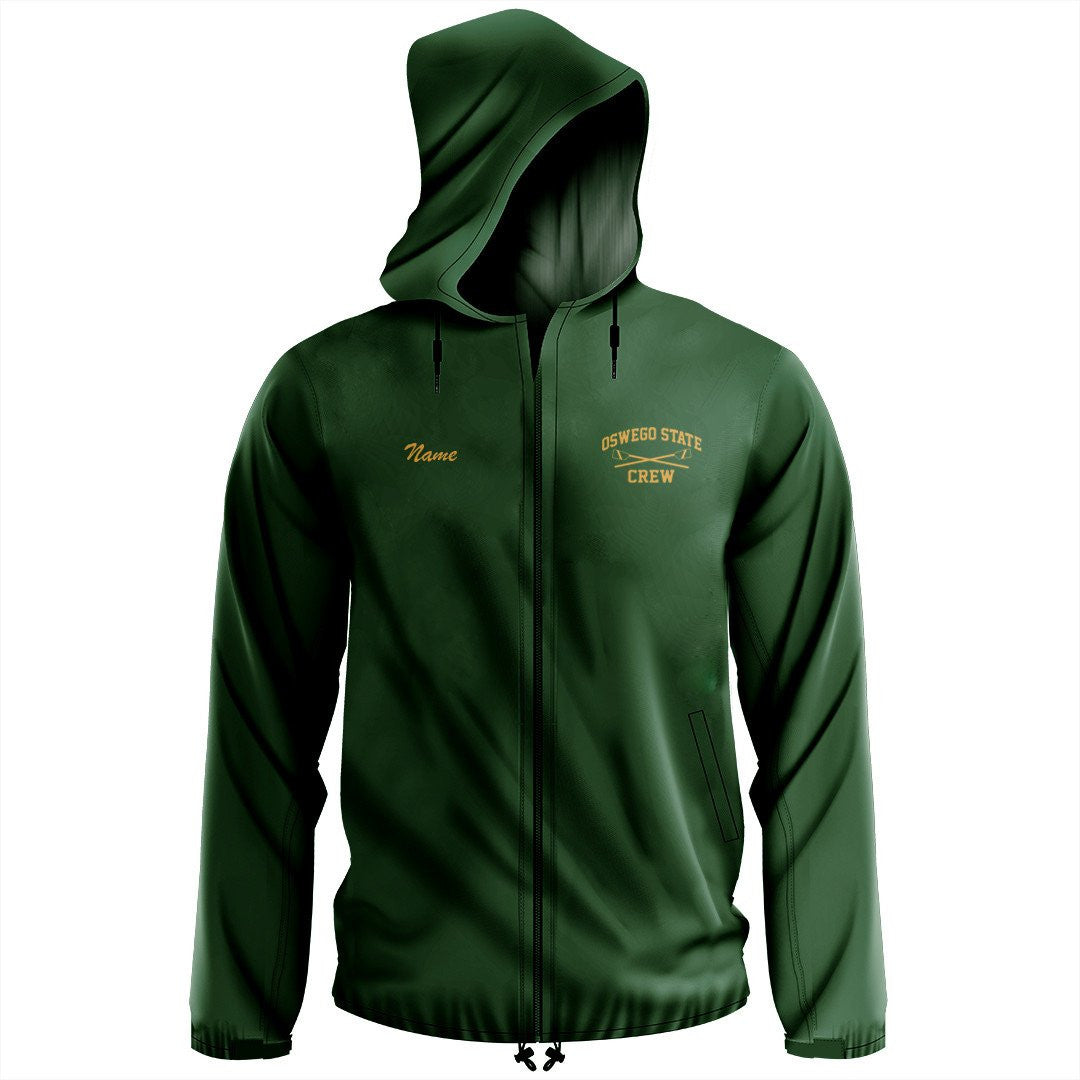 Official Oswego State Crew Team Spectator Jacket