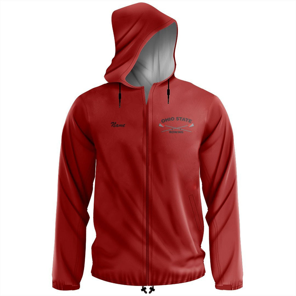 Official Ohio State Rowing Team Spectator Jacket