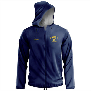 Official Wyandotte Rowing Team Spectator Jacket
