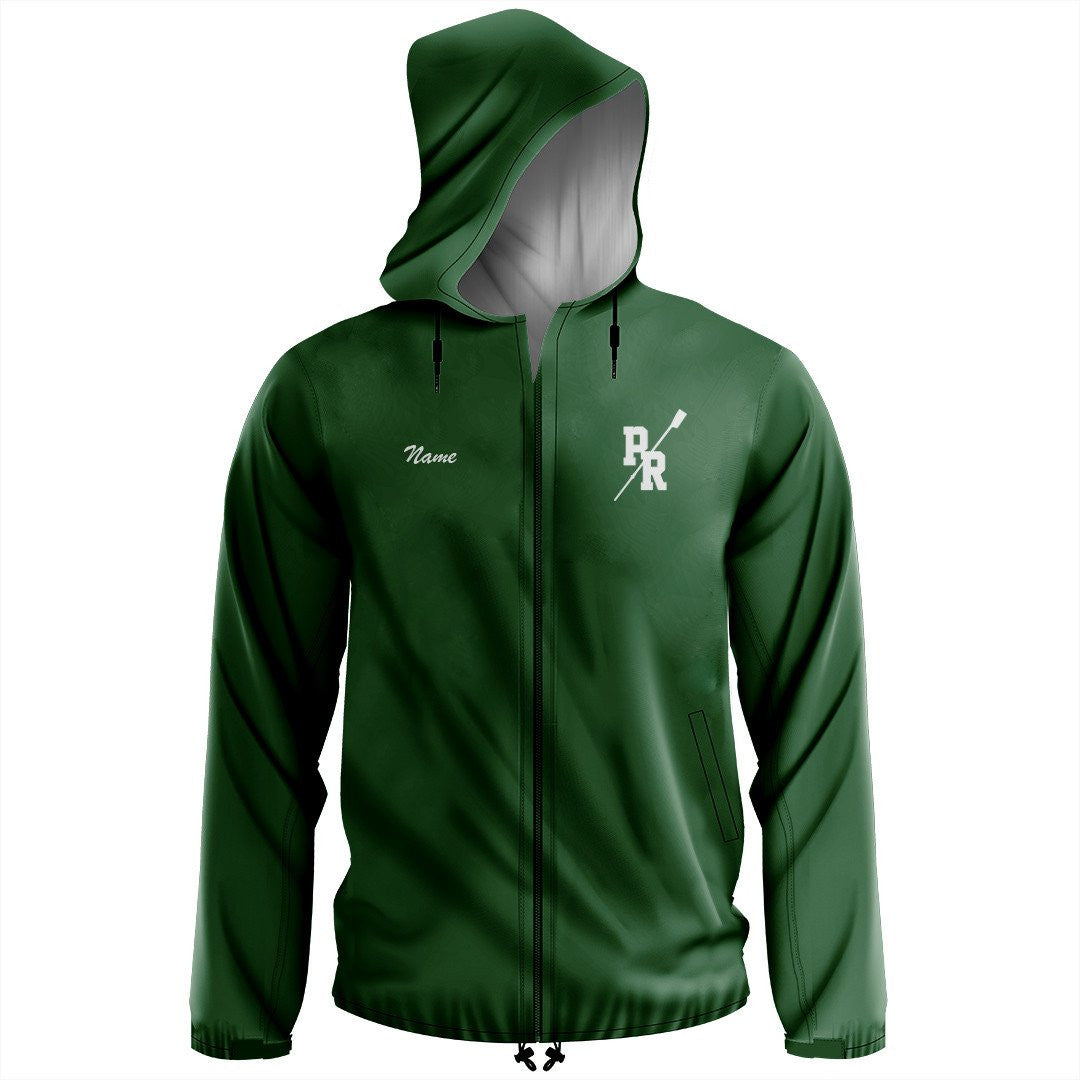 Official Pine Richland Crew Team Spectator Jacket