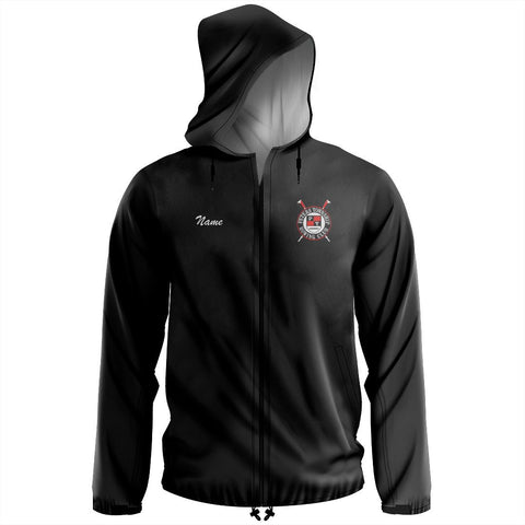 Official Peters Township Rowing Club Team Spectator Jacket