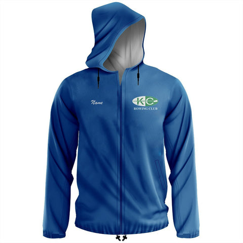Official Kansas City Rowing Club Team Spectator Jacket