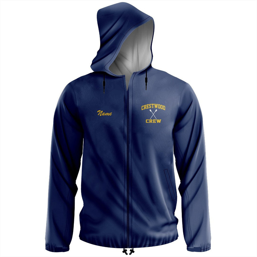Official Crestwood Crew Team Spectator Jacket