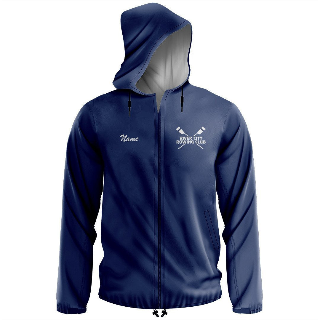 River City Rowing Club  Team Spectator Jacket
