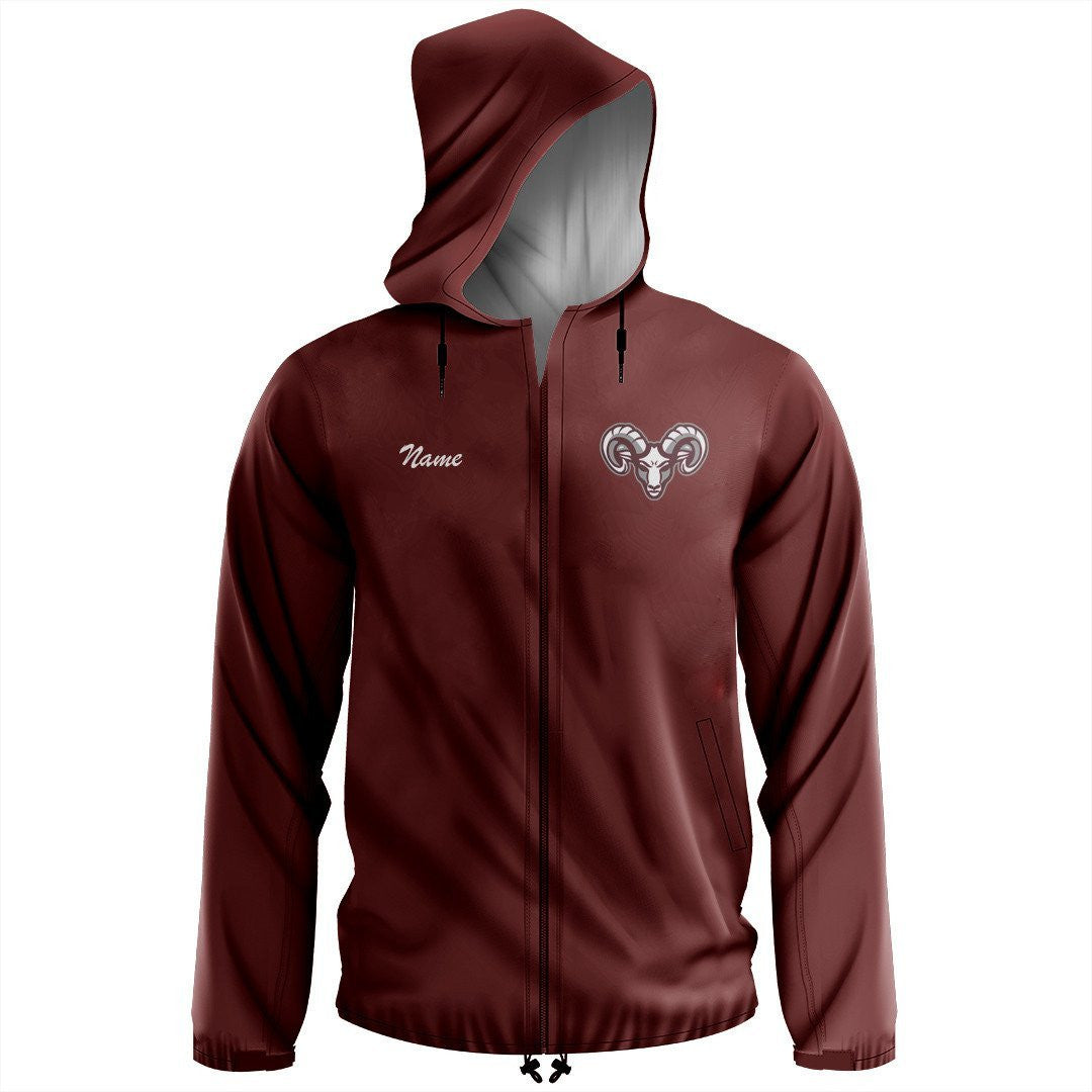 Official Worcester Academy Team Spectator Jacket