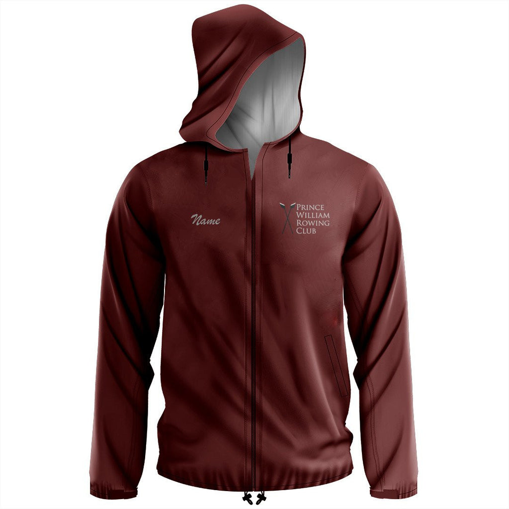 Official Prince William Rowing Club Team Spectator Jacket