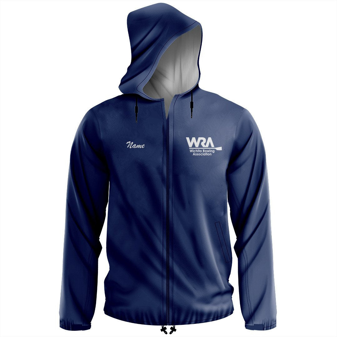 Official Wichita Rowing Association Team Spectator Jacket