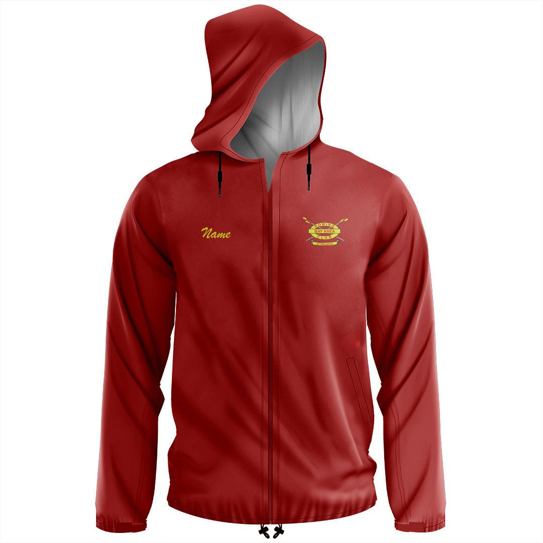 Official Bay Area Rowing Club Team Spectator Jacket