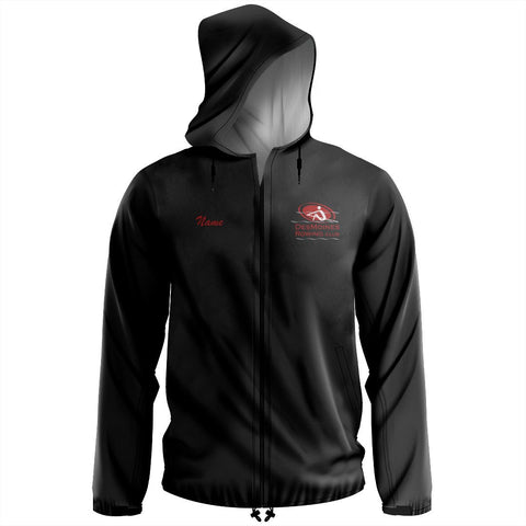 Official Des Moines Rowing Club  Team Spectator Jacket