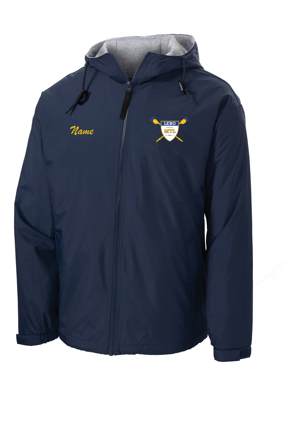 MT Lebanon Rowing Team Spectator Jacket