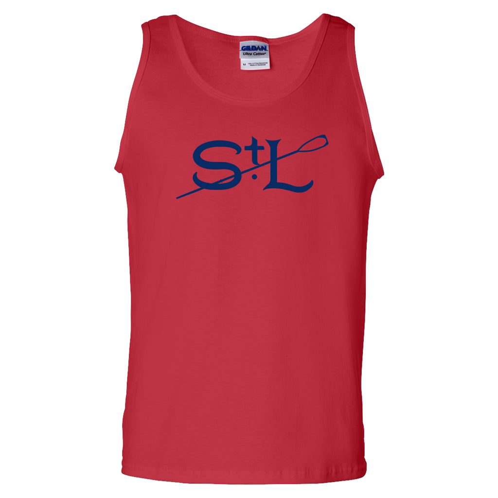 100% Cotton St. Louis Rowing Club Tank Top