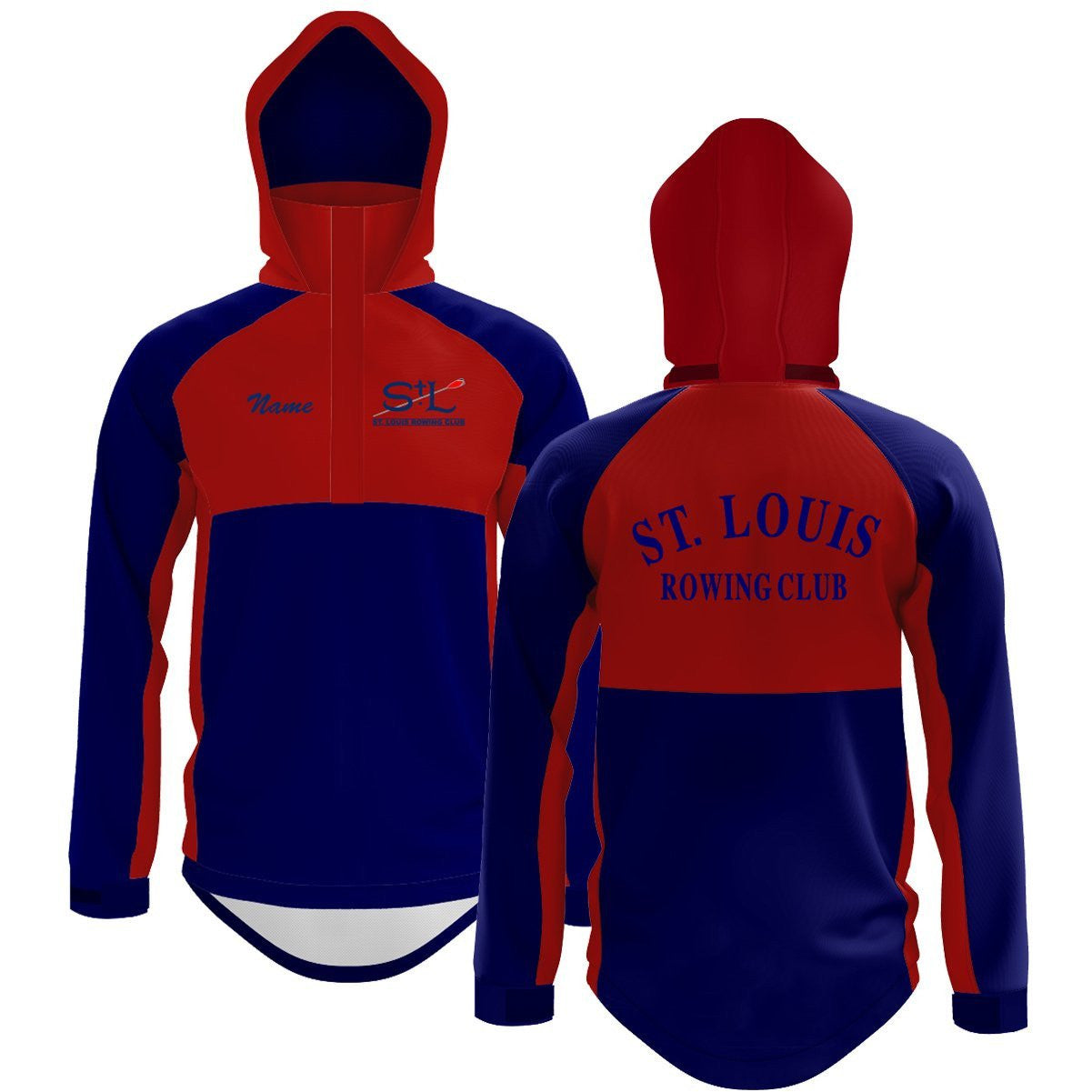 St. Louis Rowing Club HydroTex Elite Performance Jacket