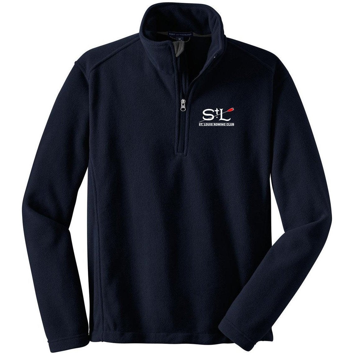 St. Louis Rowing Club 1/4 Zip  Fleece Pullover