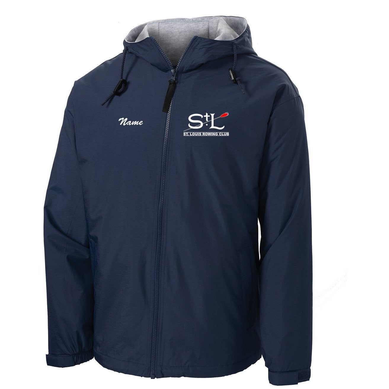 St. Louis Rowing Club Team Spectator Jacket