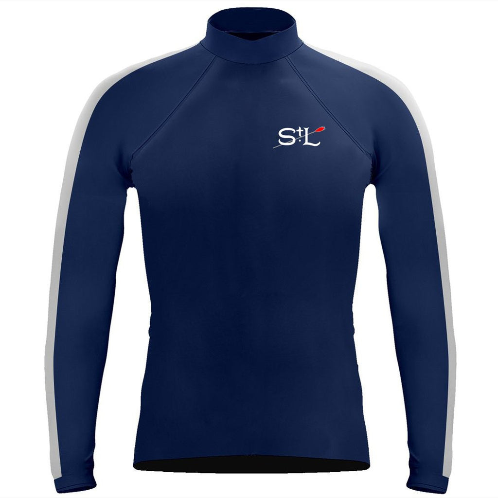 Long Sleeve St. Louis Rowing Club Warm-Up Shirt