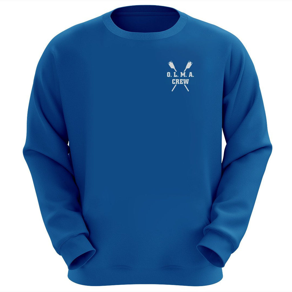 OLMA Rowing Gear Crewneck Sweatshirt