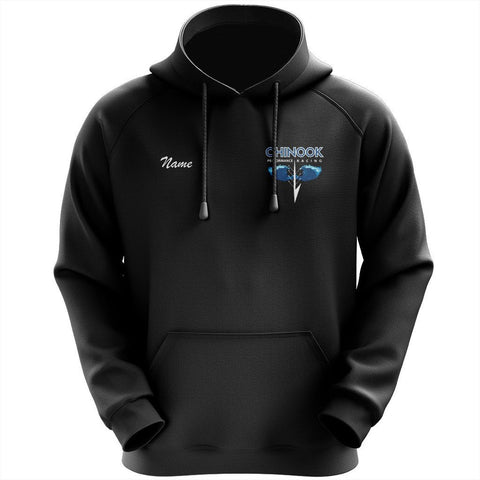 50/50 Hooded Chinook Performance Racing Pullover Sweatshirt