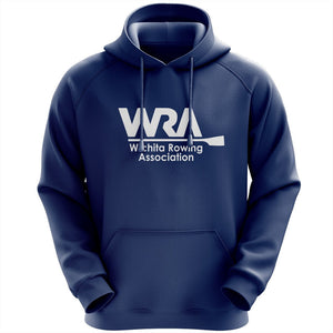 50/50 Hooded Wichita Rowing Association Pullover Sweatshirt
