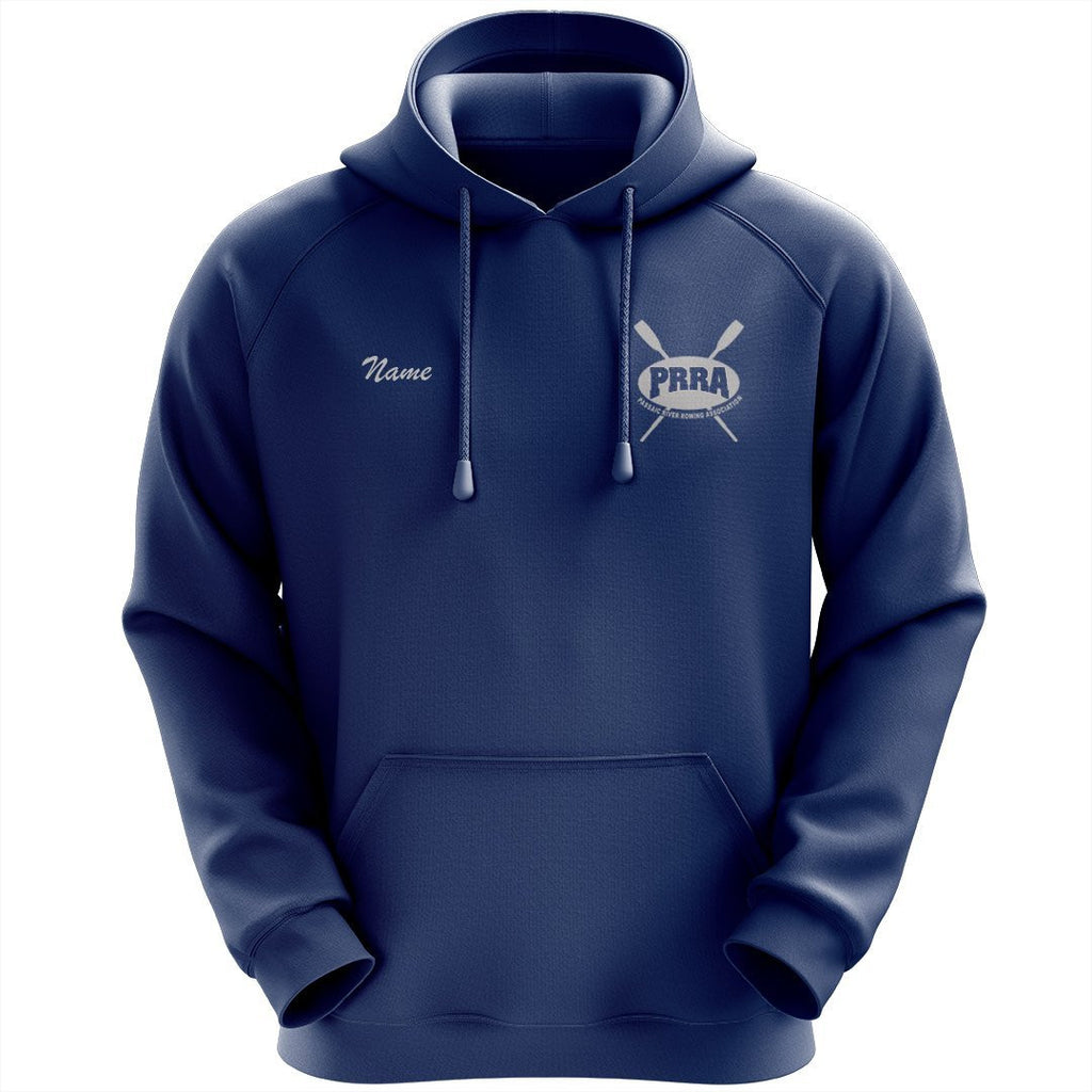 50/50 Hooded Passaic River Rowing Association Pullover Sweatshirt