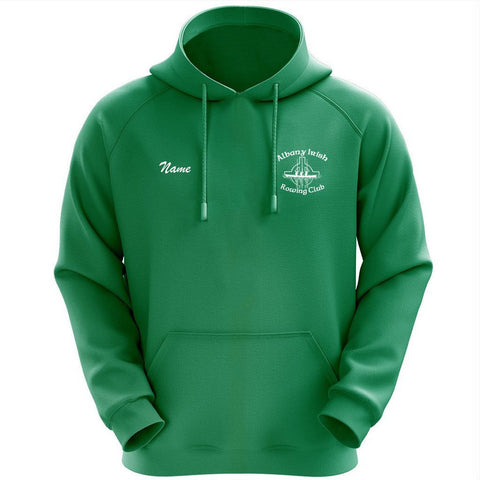 50/50 Hooded Albany Irish Rowing Club Pullover Sweatshirt