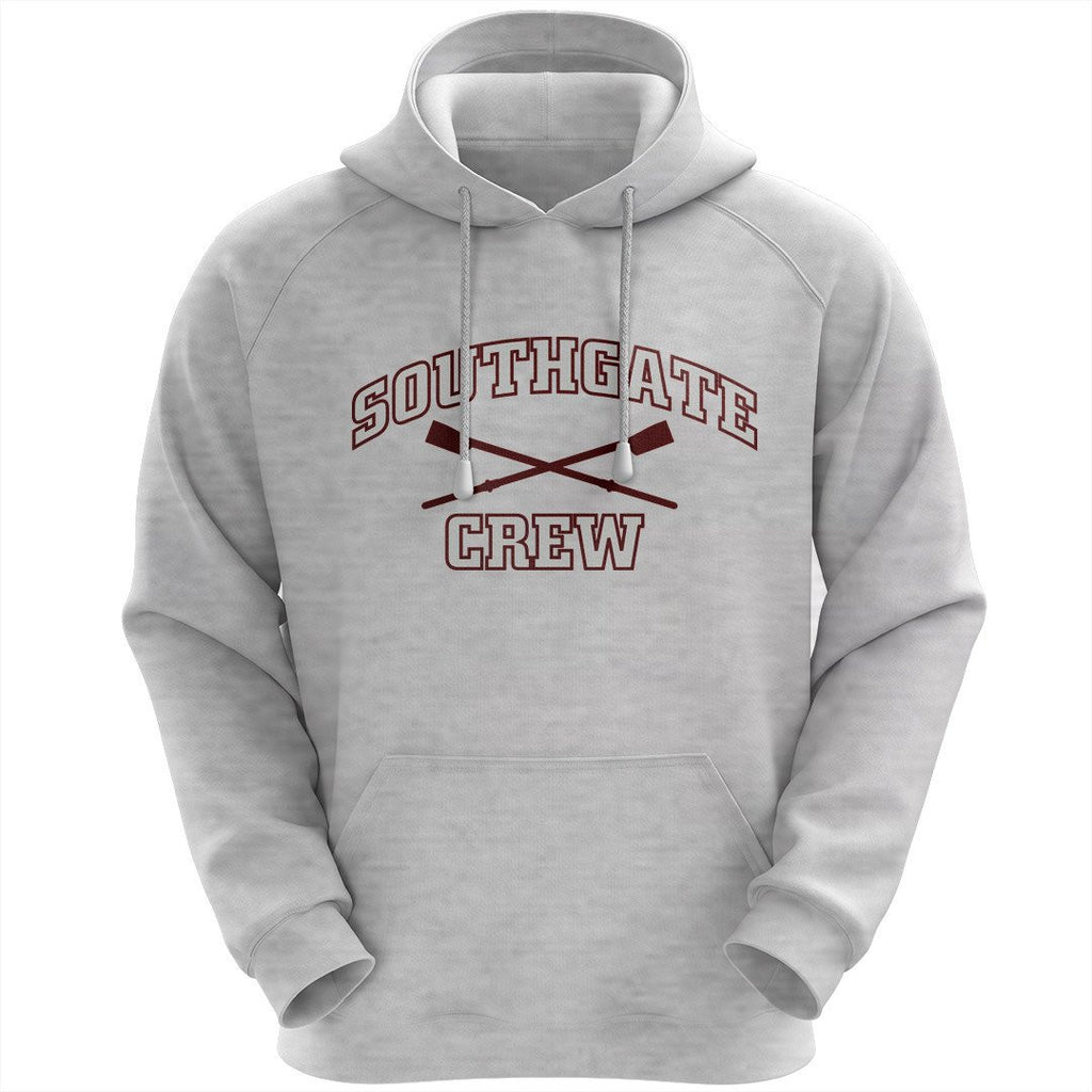 50/50 Hooded Southgate Crew Pullover Sweatshirt