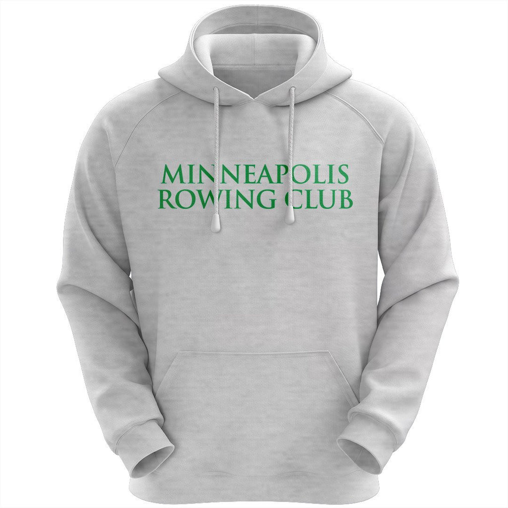 50/50 Hooded Minneapolis Rowing Club Pullover Sweatshirt