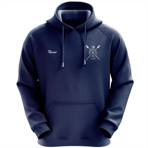 50/50 Hooded Narragansett Boat Club Pullover Sweatshirt