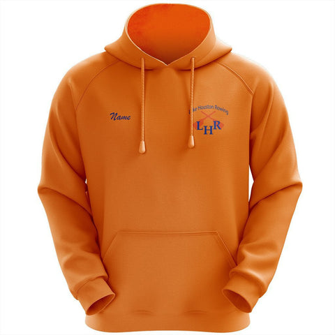 50/50 Hooded Lake Houston Rowing Pullover Sweatshirt