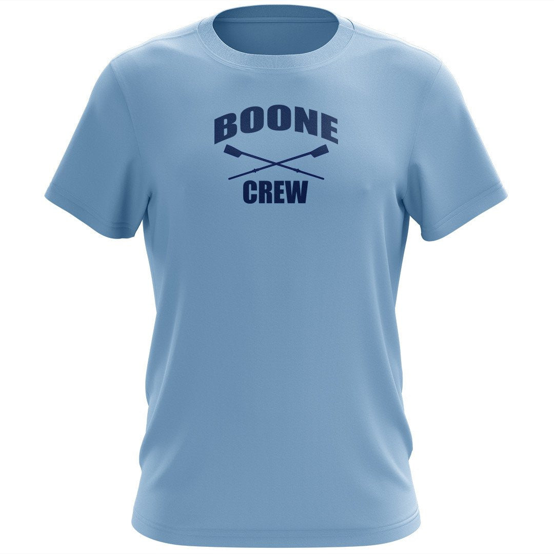 100% Cotton Boone Crew Men's Team Spirit T-Shirt