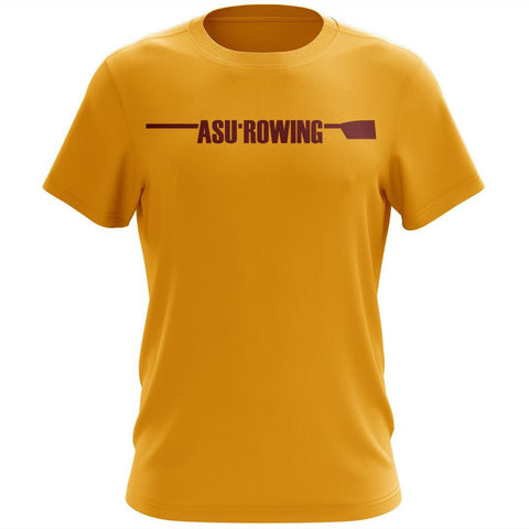 100% Cotton Arizona State Rowing Men's Team Spirit T-Shirt