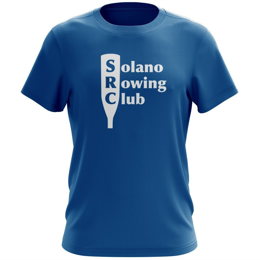 100% Cotton Solano Rowing Club Team Spirit T-Shirt