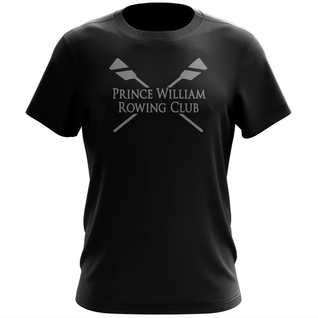 100% Cotton Prince William Rowing Club Men's Team Spirit T-Shirt