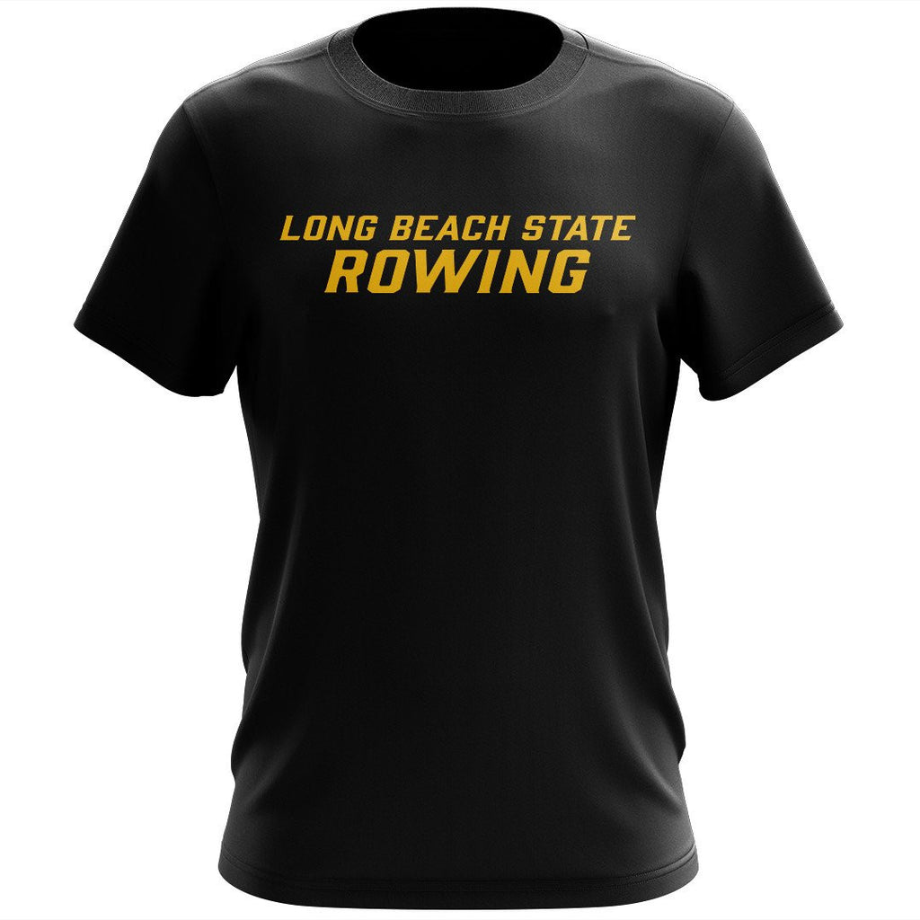 100% Cotton Long Beach Rowing Men's Team Spirit T-Shirt