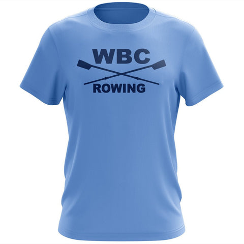 100% Cotton Williamsburg Boat Club Men's Team Spirit T-Shirt