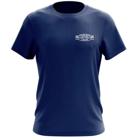 100% Cotton Hilton Head Island Crew Men's Team Spirit T-Shirt