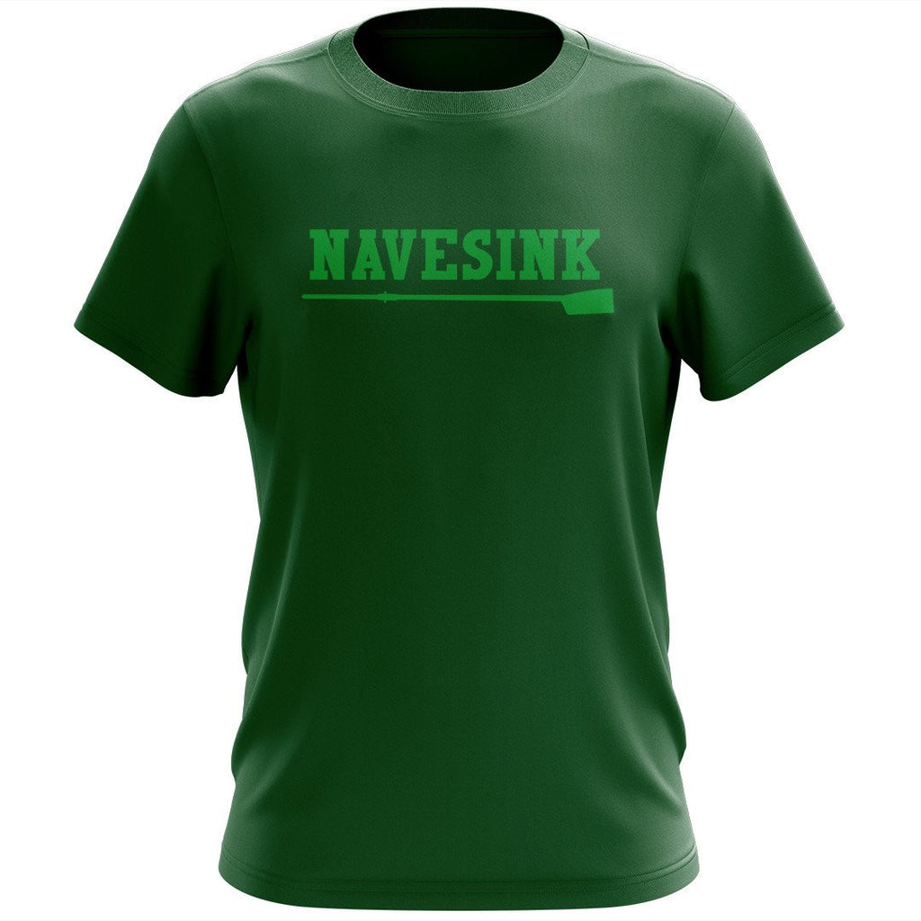 100% Cotton Navesink River Rowing Men's Team Spirit T-Shirt